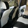 Черно-белые чехлы для Land Rover Freelander II №4