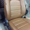 Чехлы для  Mazda 3 (BK) из экокожи ArtVision №9