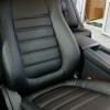 Чехлы для  Mazda 6 (GJ) из экокожи с двойной отстрочкой №1