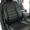 Чехлы для  Mazda 6 (GH) из экокожи с двойной отстрочкой №2