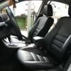 Чехлы для  Mazda 6 (GH) из экокожи с двойной отстрочкой №4