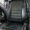 Чехлы для  Mazda 6 (GH) из экокожи с двойной отстрочкой №5