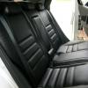 Чехлы для  Mazda 6 (GH) из экокожи с двойной отстрочкой №6