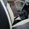 Черно-белые авточехлы для Mitsubishi Asx №4