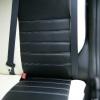 Черно-белые авточехлы для Mitsubishi Asx №9