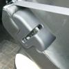 Черно-белые авточехлы для Mitsubishi Asx №11