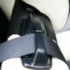 Черно-белые авточехлы для Mitsubishi Asx №12