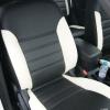 Черно-белые авточехлы для Mitsubishi Asx №15