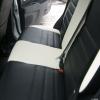 Черно-белые авточехлы для Mitsubishi Asx №19
