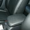 Черные чехлы для сидений Mitsubishi Lancer 10 №3