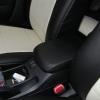 Черно-белые авточехлы для Mitsubishi Lancer 10 №4