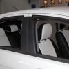 Черно-белые авточехлы для Mitsubishi Lancer 10 №5