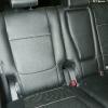 Чехлы из черной экокожи с перфорацией для Mitsubishi Outlander №6