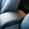 Чехлы для Ford Mondeo 4 из черной экокожи №4