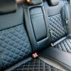 Чехлы для Ford Mondeo 4 из черной экокожи №5