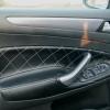 Чехлы для Ford Mondeo 4 из черной экокожи №9
