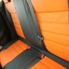 Оранжевые автомобильные чехлы для Nissan Juke