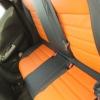Оранжевые автомобильные чехлы для Nissan Juke Фото 7
