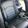 Авточехлы из экокожи для Nissan Juke. Перетяжка салона Juke №4.