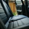 Авточехлы из экокожи для Nissan Juke. Перетяжка салона Juke №8.