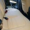 Бежевые авточехлы из экокожи для Nissan Qashqai №6