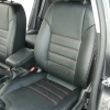 Топовые авточехлы уровня перетяжки салона Opel Astra J