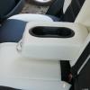 Комбинированные чехлы уровня перетяжки салона Opel Mokka №13