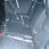 Черные авточехлы с перфорацией для Opel Vectra C