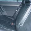 Черные авточехлы с перфорацией для Opel Vectra C №1