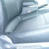 Черные авточехлы с перфорацией для Opel Vectra C №7