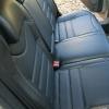 Авточехлы из черной экокожи для Peugeot 308 №1