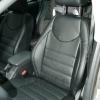 Авточехлы из черной экокожи для Peugeot 308 №9