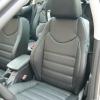 Авточехлы из черной экокожи для Peugeot 308 №10