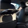 Чехлы для Renault Koleos из черной экокожи №7