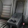 Чехлы для Renault Koleos из черной экокожи №11
