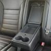 Чехлы для Renault Koleos из черной экокожи №13