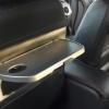 Чехлы для Renault Koleos из черной экокожи №6