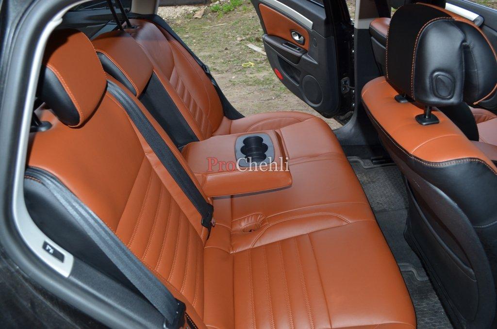 Выкройка чехлов для сидений автомобиля рено лагуна