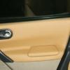 Чехлы из бежевой экокожи для Renault Megan 2