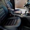 Авточехлы из черной экокожи для Kia Sportage 3 №6