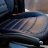 Авточехлы из черной экокожи для Kia Sportage 3 №7