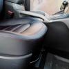 Авточехлы из черной экокожи для Kia Sportage 3 №8