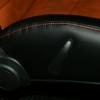 Черно-коричневые авточехлы для SsangYong Action №8