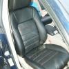 Чехлы из экокожи для сидений Subaru Legacy