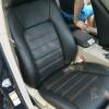 Чехлы из экокожи для сидений Subaru Legacy №1