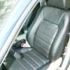 Чехлы из экокожи для сидений Subaru Legacy №9