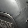 Черные чехлы с красной строчкой для Subaru Outback / Legacy №16