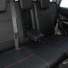 Черные авточехлы с красной строчкой для Suzuki Grand Vitara №7