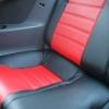 Красно-черные авточехлы для Toyota Сelika №10