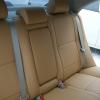Бежевые авточехлы из экокожи для Toyota Avensis №5
